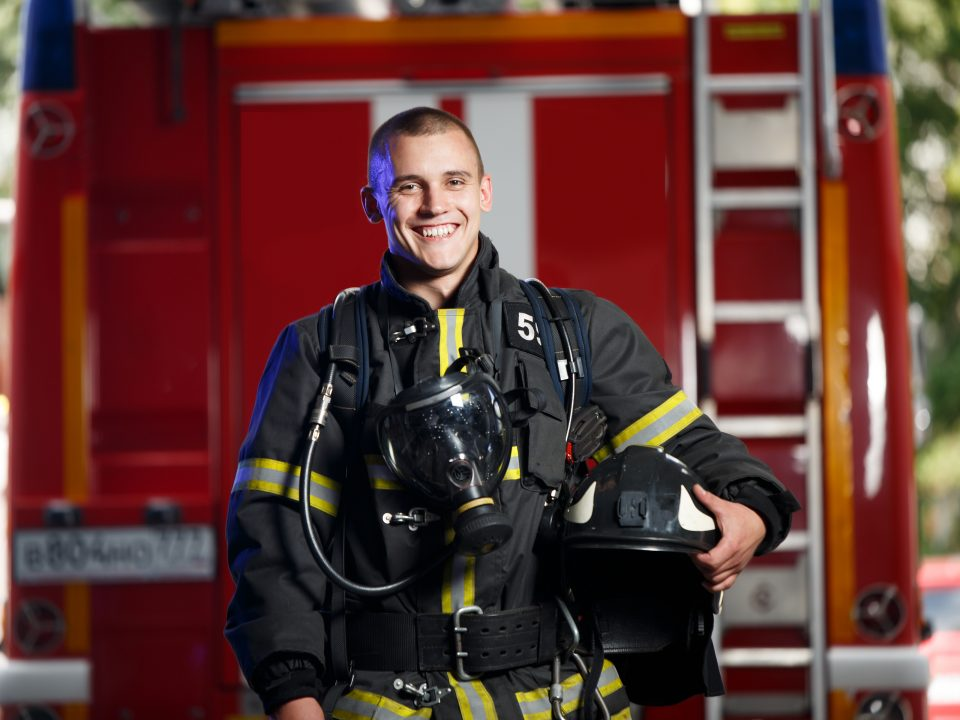 firefighter health risks